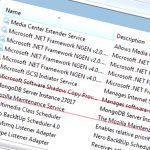 Desinstalar mongodb linux windows macos