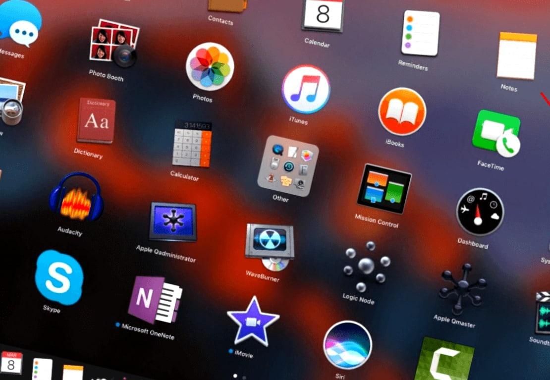 desinstala garageband para liberar espacio dentro de tu mac book o mac Os