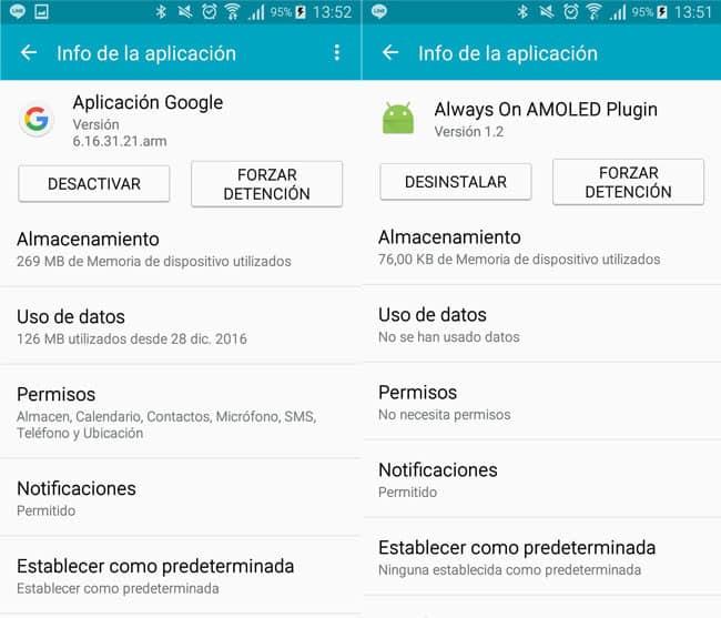 Desinstalar Google Play 1