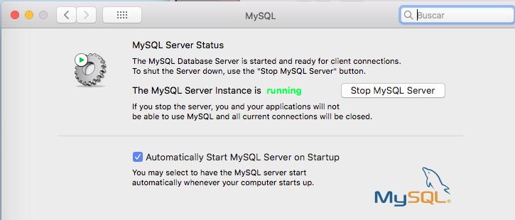 Cómo desinstalar MySQL en Mac