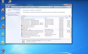 Desinstalar Opera Windows