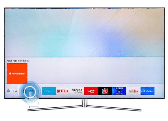 Desinstalar Youtube en Smart TV Samsung 2